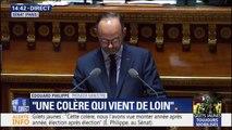 Édouard Philippe confirme le renoncement aux mesures fiscales devant entrer en vigueur le 1er janvier 2019