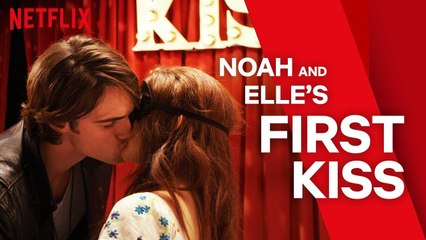 The Kissing Booth Movie Clip - Noah and Elle's First Kiss (2018) Romance Movie HD