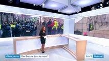 """""""Gilets jaunes"""" : des Bretons dans la manif"""