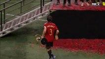 Atlanta United players lifts MLS Cup!