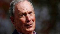 Mike Bloomberg Says He'll Sell His Media Company If He Runs for President
