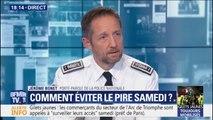 """Le porte-parole de la police nationale assure """"avoir les moyens d'être partout en même temps"""""""