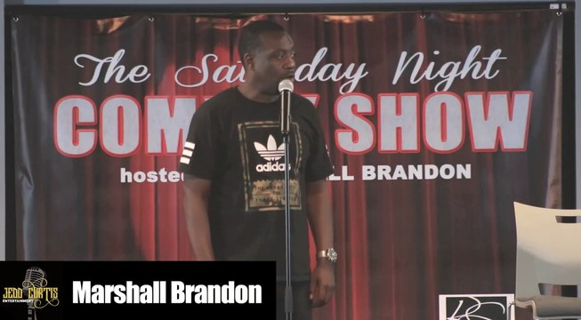 The Saturday Night Comedy Show hosted by Marshall Brandon feat Charles Waldon, Dante Carter, Nate the Landlord, Lusciousness, and Wavy Maguire