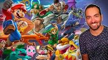 On joue à Super Smash Bros. Ultimate