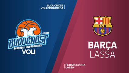 EuroLeague 2018-19 Highlights Regular Season Round 11 video: Buducnost 67-64 Barcelona