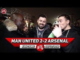 man united 2 2 arsenal mourinho has to go hes a dinosaur man united fans