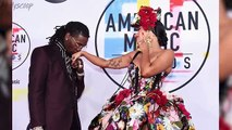 Nicki Minaj Trolls Cardi B Over Breakup With Offset: Cardi Shares 1st Photo Of Baby Kulture | DR