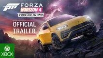 Forza Horizon 4 : Fortune Island - Trailer officiel