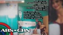 UKG: Anne Curtis, humiling ng dasal para sa operasyon ng kanyang daddy