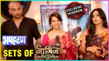 Apharan Star Cast EXCLUSIVE Interview | Mahie Gill, Arunoday Singh & Nidhi Singh