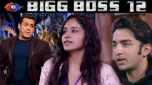 Bigg Boss 12: Salman Khan gets angry on Surbhi Rana & Rohit Suchanti; Here's Why | FilmiBeat