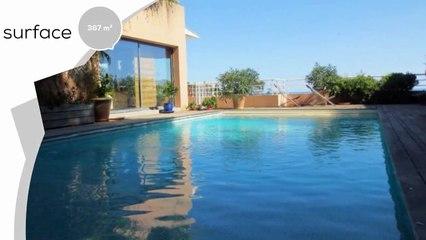 A vendre - Maison/villa - Sete (34200) - 9 pièces - 367m²