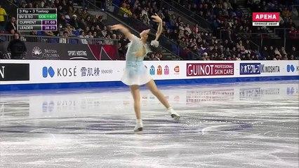紀平梨花 Rika KIHIRA 世界最高得点のショート - 2018 GPF
