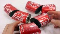 How to Build Coca Cola Spy Gun - video dailymotion
