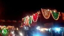 12 Rabi Ul Awal l Grand l House l Lightening l Show l Beautiful l Decorations l Awesome Design l Attractive Light Ideas l Most Beautiful Decorated Area l  How To Decorate On 12 Rabi Ul Awal  ? l  At l Banni Chowk l Asghar Mall Road l Rawalpindi l Pakistan