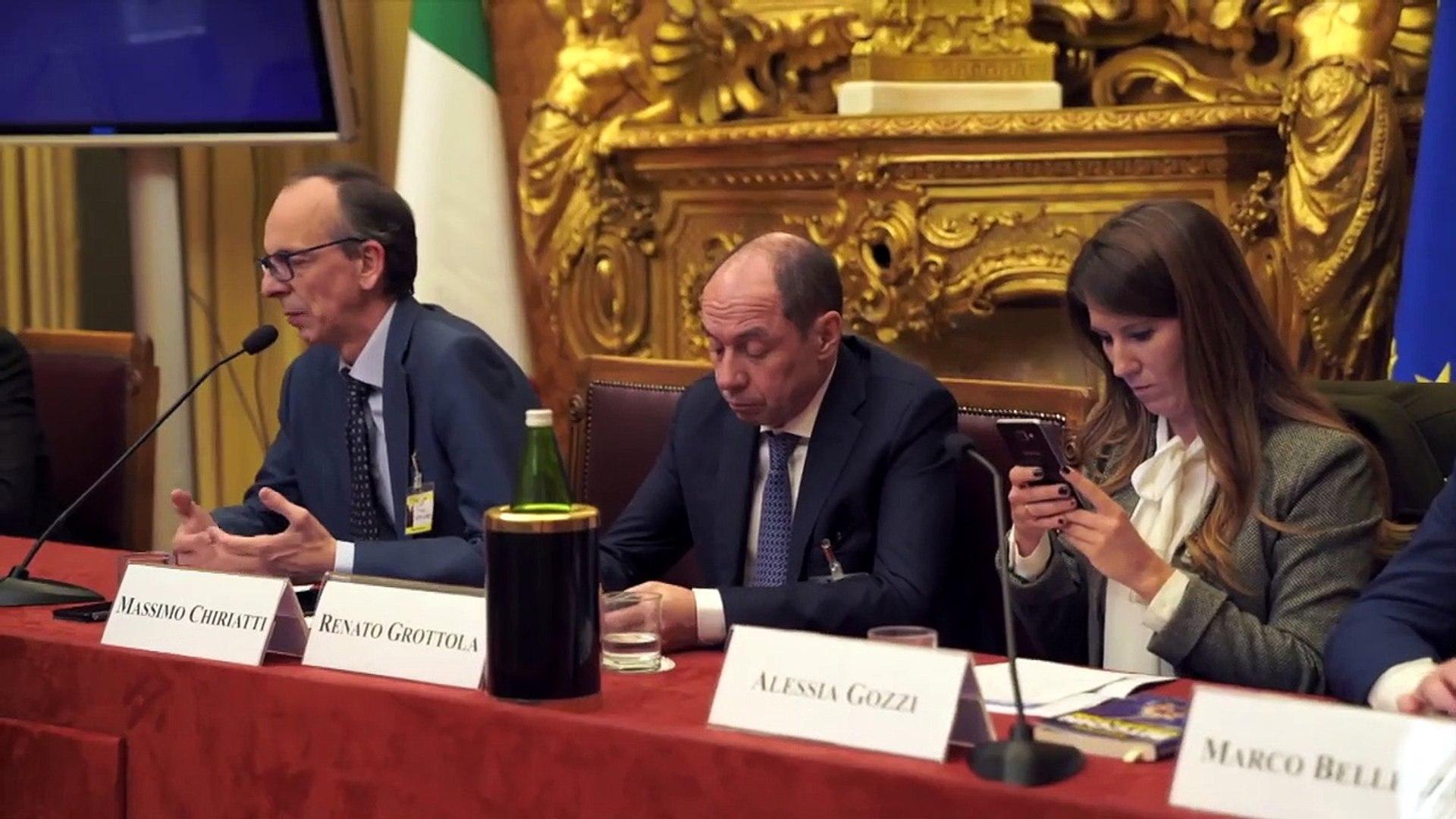 Davide Zanichelli - Il futuro della blockchain in Italia - MoVimento 5 Stelle