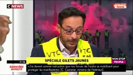 368841b5b05b Morandini Live   Vives tensions entre une députée LREM et un gilet jaune ( vidéo) sur Orange Vidéos
