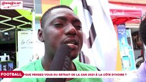 Micro-trottoir : Retrait de la CAN 2019 au Cameroun, la Côte d'Ivoire menacée pour 2021, les Ivoiriens en parlent
