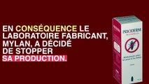 Prioderm : arrêt de commercialisation de cette lotion anti poux à cause de ses effets secondaires