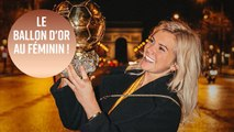 Ada Hegerberg gagne le premier Ballon D'Or féminin