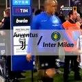 Football:  le derby d'Italie  Juventus de Turin  VS Inter Milan