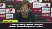 Eng Sub: 'Manchester City' don't feel pressure claims Klopp as Liverpool eye EPL top spot with win over Bournemouth