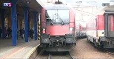 RJX Bratislava - Zürich