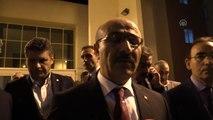 Belediye Binasında Silahlı Saldırı - Çukurova Belediye Başkanı Çetin'in Açıklaması (1)