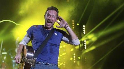 Coldplay Lanza Álbum 'Live in Buenos Aires'
