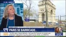 """La maire du XVIème arrondissement de Paris affirme que les commerçants """"avaient envie de s'organiser avec des milices"""" en cas de heurts samedi"""