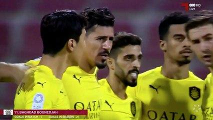 Bounedjah bat le record de Clemerson de Araújo au Qatar !