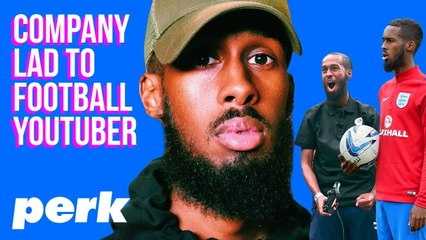 From Telecoms Engineer To Nike Call Up | PerkLife Ep 5