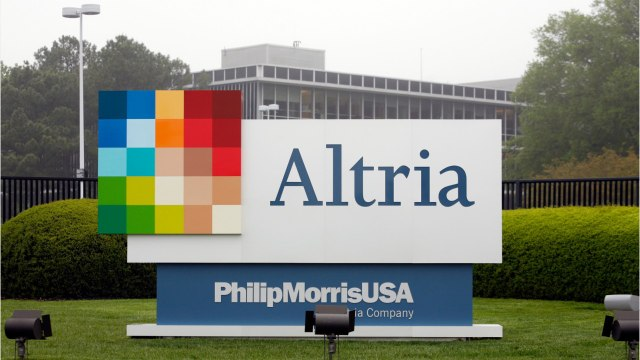 Altria Bets Big On Cannabis With $1.8 Billion Investment In Canada's Cronos