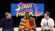Besto Friendo : Dinos raconte la création d'Imany Deluxe en jouant à Street Fighter II - CLIQUE TV