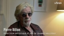 Pierre Billon, ami de 40 ans de Johnny, ouvre son album souvenirs