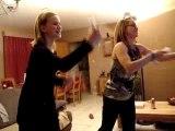 Combat de boxe à la Wii - Elow & Lolo