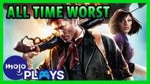 Why BioShock's Booker DeWitt Is the WORST DAD EVER