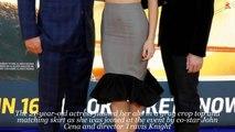 Hailee Steinfeld And John Cena Premiere 'Bumblebee' In London