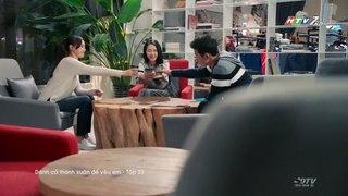 Danh Ca Thanh Xuan De Yeu Em Tap 23 Long Tieng HTV