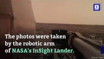 NASA Releases Stunning Mars Images From InSight Lander