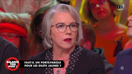 Gilets jaunes   comment Jacline Mouraud a-t-elle été reçue par le Premier  Ministre   Elle répond b!   QuozTube ec6766cf8b2a