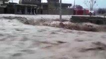 Ikby'de Sel Felaketi: Baraj Çöktü- Sel Felaketinde Ölü Sayısı 2'ye Yükseldi