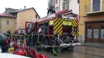 Alpes de Haute-Provence : un feu de toiture, dans une maison de village à Seyne-les-Alpes, provoque la destruction de plusieurs appartements