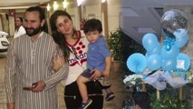 Taimur Ali Khan looks CUTE at Pre-Birthday Bash Hosted by Kareena Kapoor & Saif Ali Khan | Boldsky