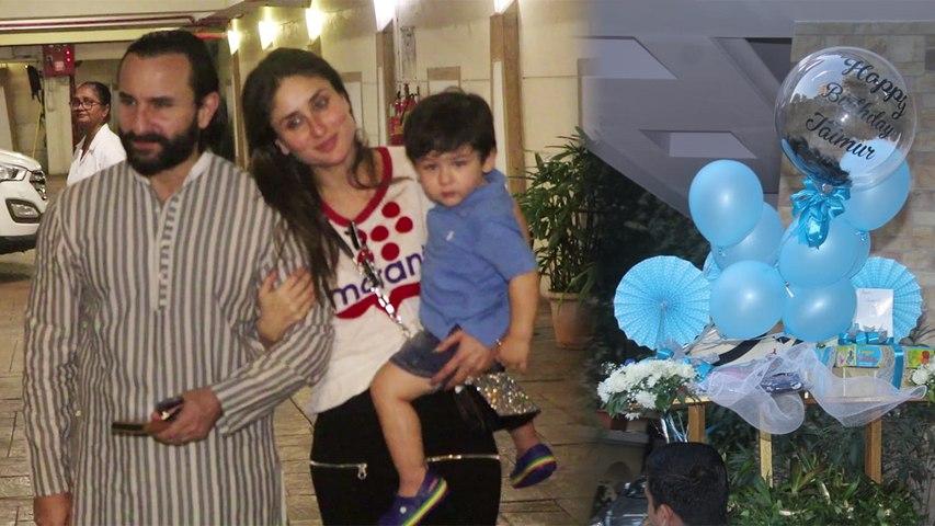 Taimur Ali Khan looks CUTE at Pre-Birthday Bash Hosted by Kareena Kapoor & Saif Ali Khan   Boldsky