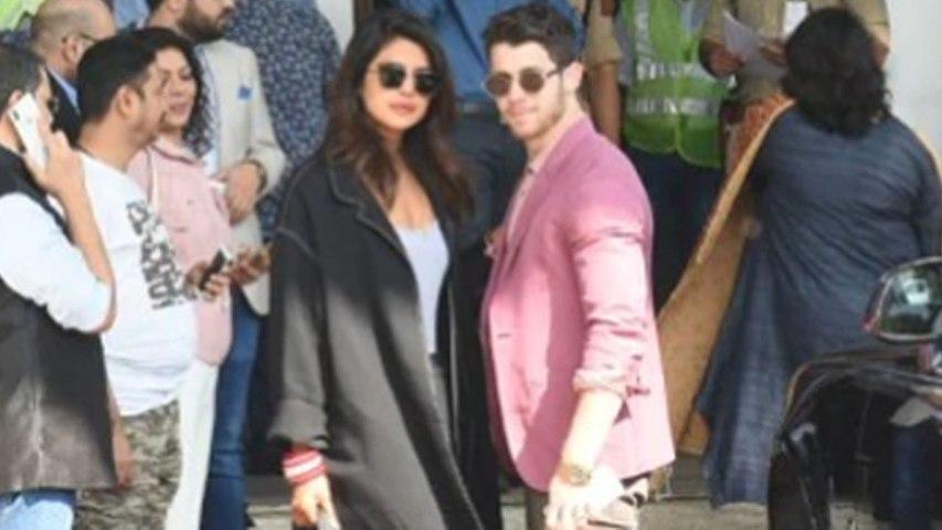 Isha Ambani Wedding: Priyanka Chopra और Nick Jonas पहुंचे Udaipur   Boldsky