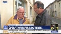"""Gilets jaunes: opération """"mairie ouverte"""" dans des petites communes"""