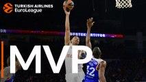 Turkish Airlines EuroLeague Regular Season Round 11 MVP: Gustavo Ayon, Real Madrid