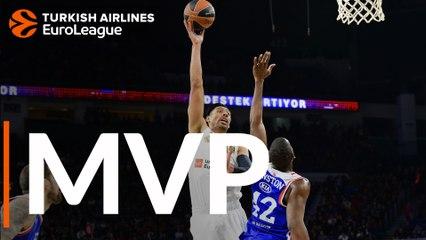 Round 11 MVP: Gustavo Ayon, Real Madrid