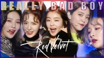 [HOT] Red Velvet - RBB(Really Bad Boy)  , 레드벨벳 -  RBB(Really Bad Boy) Show Music core 20181208